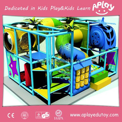 Free design multifunctional newest kindergarten equipment playground indoor play gym for kids