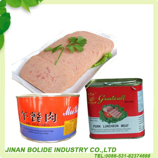 340 g conserve corned beef HALAL