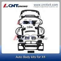 Car Body Kits for X4 (Change X4 to X4M)