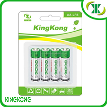 AA Size and 1.5V Nominal Voltage aa battery FREE Cd Pb Hg Primary & Dry Batteries