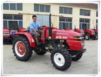 YTO brand model tractor 454 45hp 4wd agricultural tractor for sale