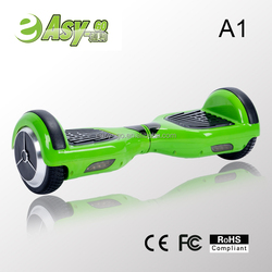 2015 Latest 6.5'' portable shenzhen bo rui ze technology electric scooter for Adults or Children with CE/Rohs/FCC ceritifcate