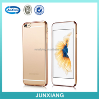 2016 New ultrathin soft tpu back case for iphone 6s