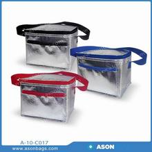 Wholesale wine insulated cooler bag