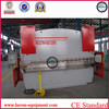 WC67K-160x3200 CNC hydraulic press brake bending machine price