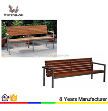 Outdoor Furniture General Use Iron Material Bench