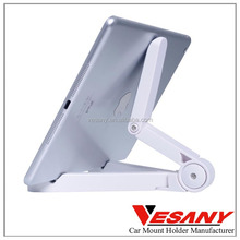 vesany new product hot selling universal hard foldable stand for tablet for ipad air 2