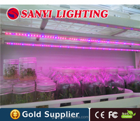 smd2835 smd3528 t8 tube led grow light for hydroponic lettuce