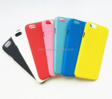 colorful painting PP case for iphone 6 , factory price !!!!