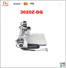 Hot sale Ball screw CNC milling machine 3020Z-DQ with 3 axis