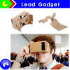 Google cardboard 2 0 Vr Virtual Reality 3D Glasses for Smart phone with NFC and Headband