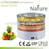 HOT selling food processor/electric home use fruit vegetable dryer/dehydrator