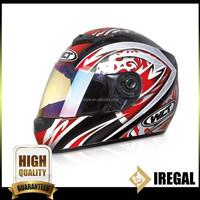 DOT ECE Approved Custom Full Face Motorcycle Helmet For Sale