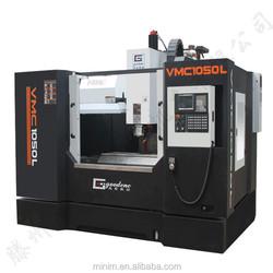 full protection gurad VMC1050L 4 axis vertical milling machine cnc