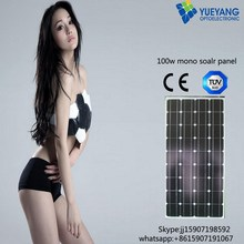 transparent thin film solar panel,BIPV solar panel module
