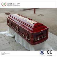 wood coffins furniture china wholesale