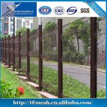 Alibaba China Cheap Powder Coated Metal cheap yard fencing( ISO 9001)