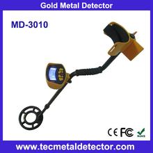 Deep Earth Gold Hunter, Underground Water Metal Detector MD-3010 ii
