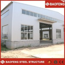 easy unloading prefabricated living warehouse in india