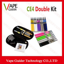 Best Price Quality E Cigarette Zipper Case Ego Ce4 Kit ,With 2 Sets CE4 Atomizers And Ego-t Battery 11 Kinds Color Ego Ce4 Kit