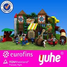Yuhe 2015 multifunction children indoor soft playground