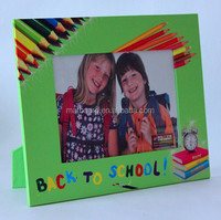 custom cardboard paper photo frame wholesale,Christmas Paper Photo Frames