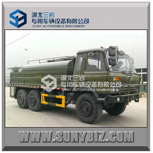 6x6 12000L 14000L 16000L SS304 SS316 stainless steel water tank truck with cargo