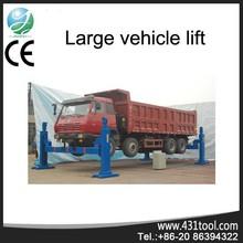 20t truck mounted hydraulic crane lift CWHD20-F