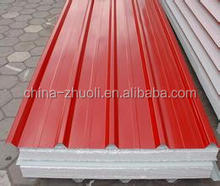 High Quality Prepainted Galvanized Steel Sheet for Building Housing Community