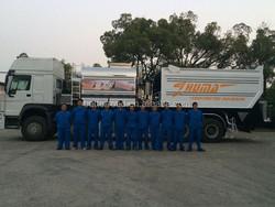 High quality intelligent asphalt slurry sealer