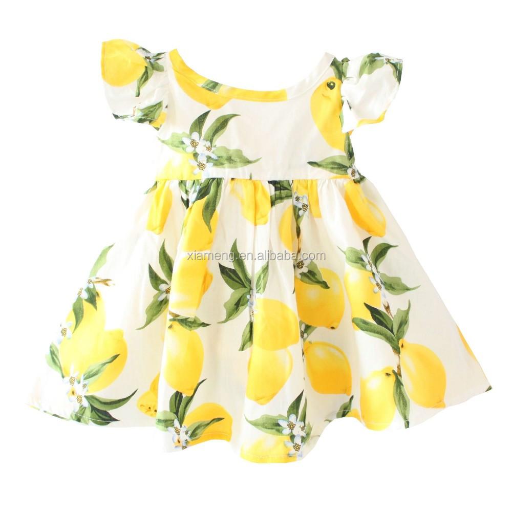Nouveau style bébé fille robe 2016 vente chaude arc sans manches party girl robe