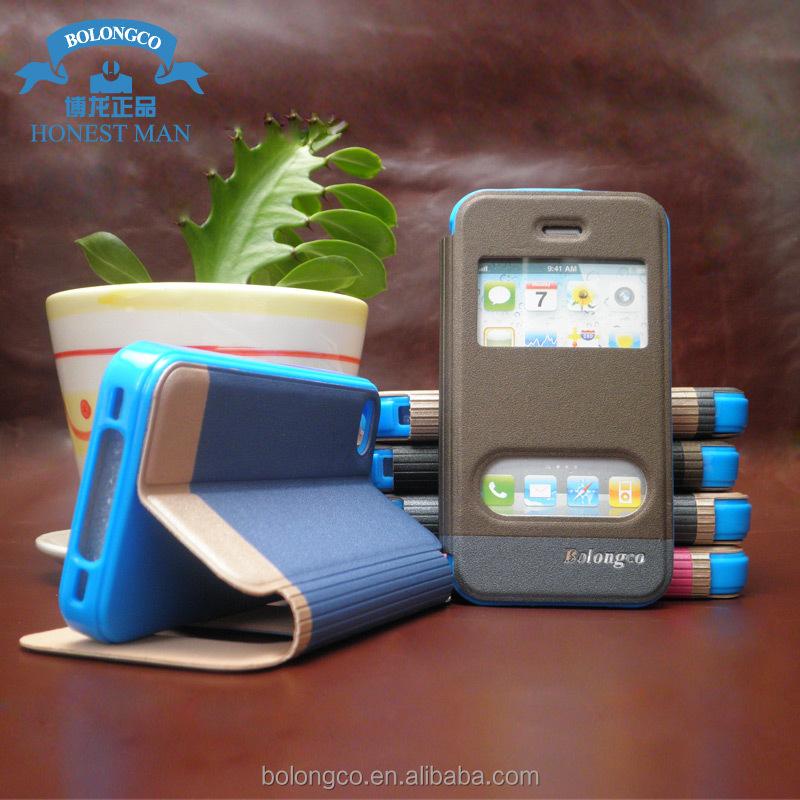 Más nuevo estuche protector para el iphone 4 5 6 más con windows teléfono celular hechos a mano accerries para el iphone caja del teléfono móvil