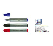 Cheapest promotional double nibs permanent marker pens