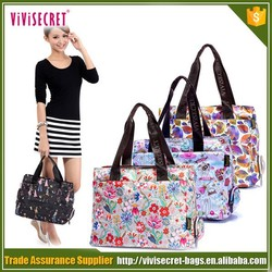 2015 promotional new design fashion nappy diaper bag for mummy