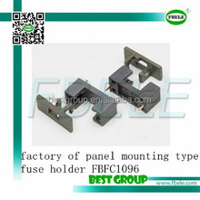 factory of panel mounting type fuse holder FBFC1096