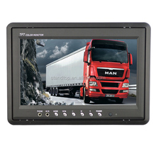 9 inch open frame lcd monitor for vehicles