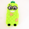Cheap Price Despicable 3D Phone Case Silicone Fruit Pineapple silicone case