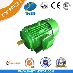 Y112M-4 3 phase electric motor 4kw induction motors 5.5hp price