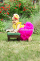venta al por mayor ropa de bebé tutú de ballet vestidos para niñas