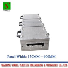 2015 New style hot sale plastic window sill mould