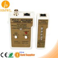 Lan Circuit Tester RJ45 BNC HM-CT528