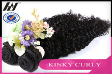 Small MOQ Kinky Curly Wholesale Virgin Indian Hair