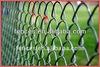Chain link Fence,Galvanized PVC coated finishing