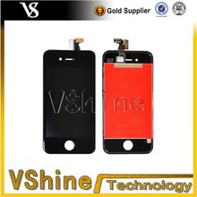 china factory mobile phone unlocked for iphone 4 4s lcd