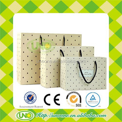 Good quality gift bags with company logo