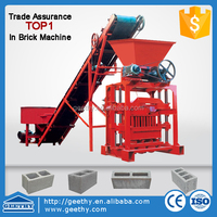 QTJ4-35B2 best brick making machine concrete and brick machine for sale