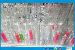 Factory Price 28mm pet bottle preform,different color plastic bottle preform