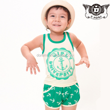 2015 New Style Fancy Cotton 2-6 years boys Clothing 2 pieces Set children clothing set Wholesale child clothes Set