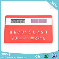 Mini Size 2014 new pocket solar calculator promotional, new solar pocket calculator
