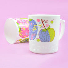 Plastic promotional cup